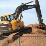 De ce contează panta pentru operarea unui excavator ?